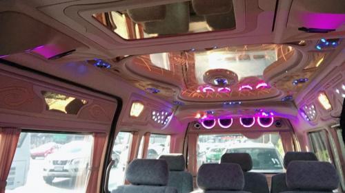 Funky minivan Experience Thailand