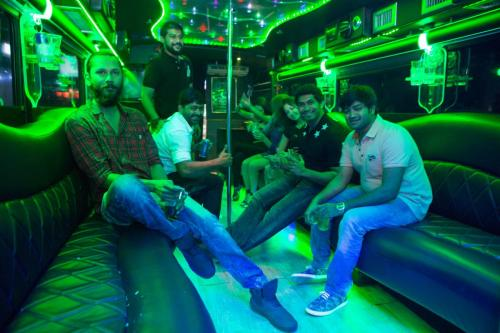 disco bus bachelor party bangkok